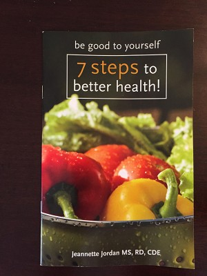 7 Steps to Better Health by Jeannette Joran